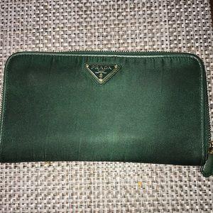 Prada milano dal 1913 wallet